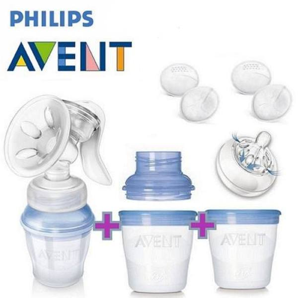 PHILIPS AVENT NATURAL MANUAL BREAST PUMP Baby Products Malaysia