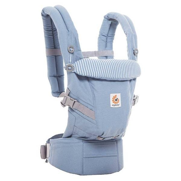 fdacbf11a85 ERGO BABY FOUR-POSITION 360 BABY CARRIER – AZURE BLUE. RM849.00 RM721.00.  Sale! Add to Wishlist loading